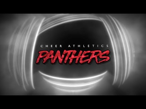 Cheer Athletics Panthers 2018-19