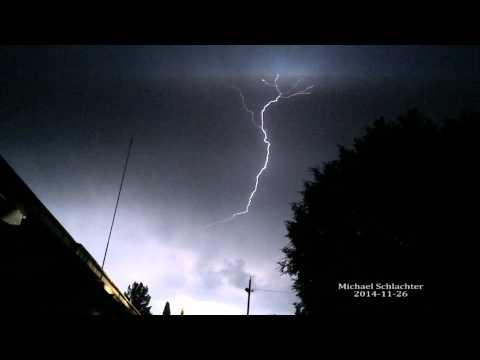 Lightning Gauteng20141126
