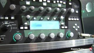 Musikmesse '13 - Kemper Amps Profiler Power Head and Profiler Power Rack