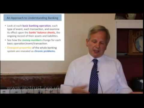 Debt Based Money & Banking  Where Does Money Come From Part 1 of 3
