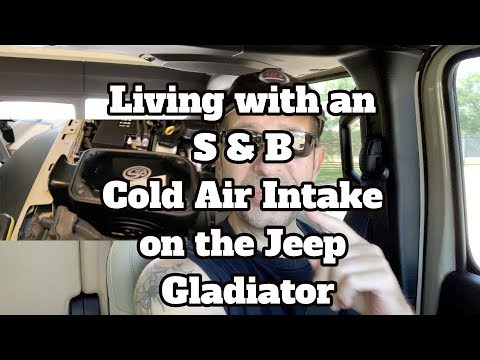 Overland Frontier Mods: Install and review of the AFE intake. from YouTube · Duration:  20 minutes 26 seconds