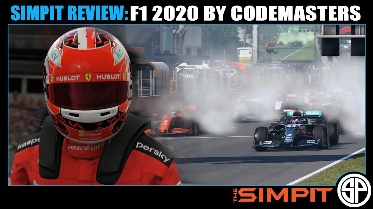 The Simpit Review: In depth with F1 2020 by Codemasters