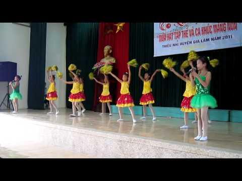 Reo vang binh minh - CKMN he 2011 - Doan xa Ninh Hiep.flv