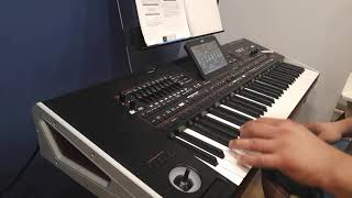 Modern Talking Atlantis Is Calling Korg Pa4x Style Cover