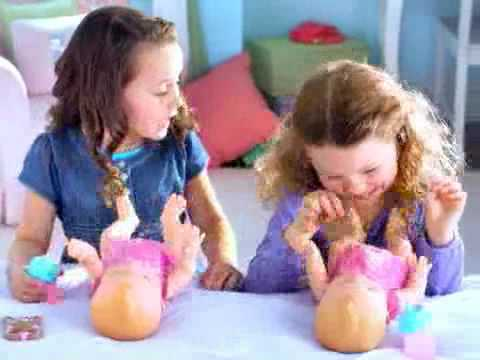 Hasbro Baby Alive Whoopsie Doo Commercial Ad Youtube