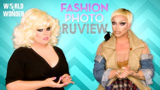 RuPaul's Drag Race Fashion Photo RuView w/ Delta Work and Raven Season 8 Episode 10