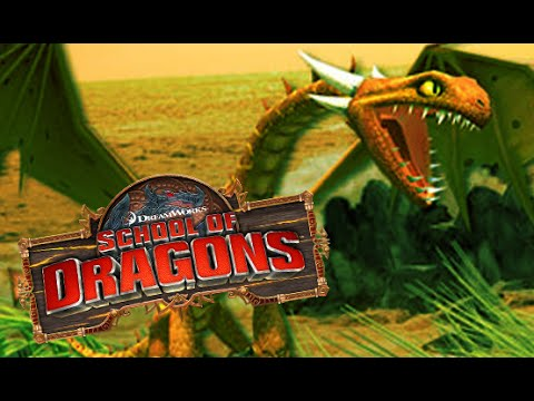 School of Dragons: Dragons 101 - The Grapple Grounder ...