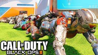 Black Ops 3 Funny Moments! - (Longest Human Centipede, Trolling People, Ninja!)