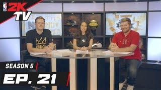MyTEAM Unlimited $250,000 Tournament Preview - NBA 2KTV S5. Ep. 21