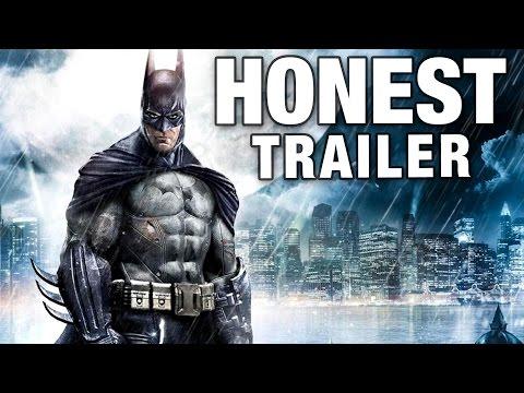 BATMAN: ARKHAM ASYLUM (Honest Game Trailers)