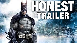 BATMAN: ARKHAM ASYLUM (Honest Game Trailers) thumbnail