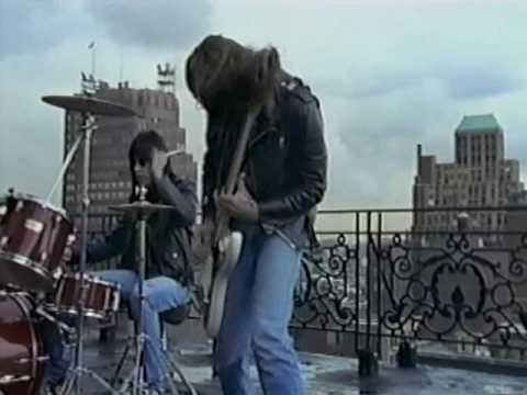 The Ramones - Spiderman (Rare Video Clip)