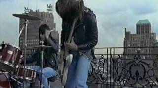 The Ramones - Spiderman (Rare Video Clip)