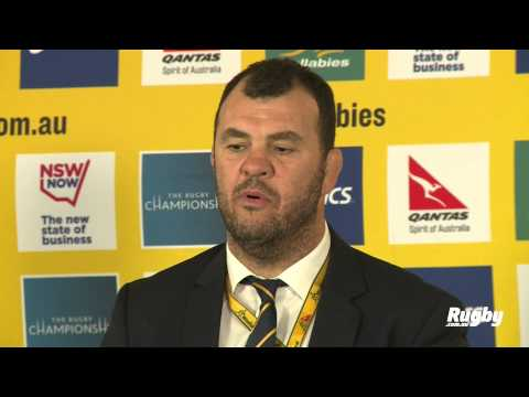 Wallabies: Post-match press conference after New Zealand win!