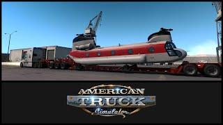 아메리칸 트럭 | 특수화물운송/수송 헬기 (싱글/ATS…