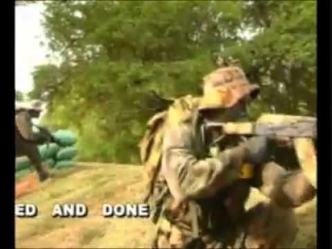 Sri Lanka Army   Special Force (විශේෂ බලකා රෙජිමේන්තු තේමා ගීතය)