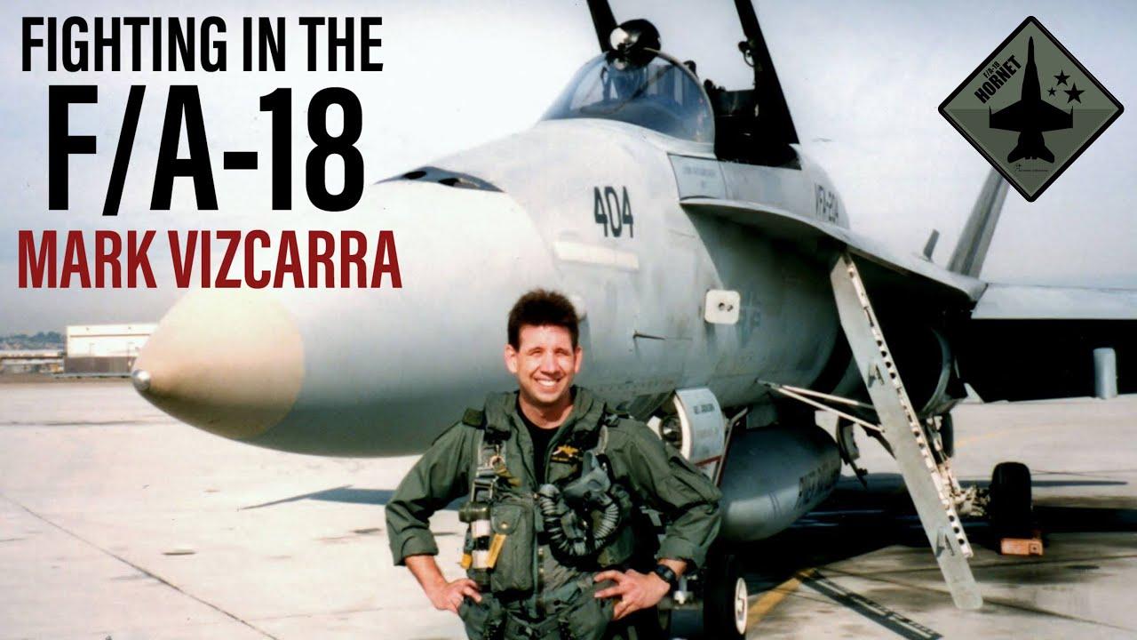 Fighting in the Hornet   Mark Vizcarra (Clip)