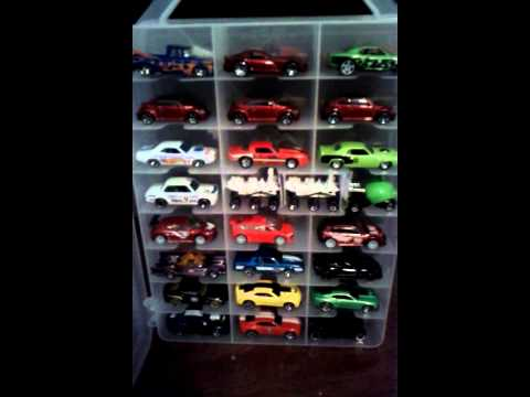 My loose hot wheel collection!