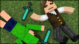 Minecraft: EU E O SPOK MORREMOS UM MILHÃO DE VEZES! thumbnail