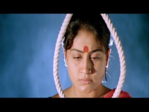 Adimai Penn Tamil Movie Scenes | Vijayashanthi Hangs Rami Reddy | Dasari Narayana Rao