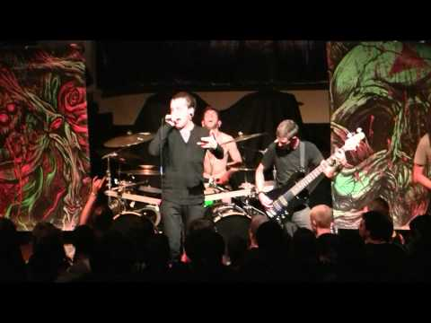 2011.04.19 Chelsea Grin - Cursed NEW SONG HD (Live in Bloomington, IL)