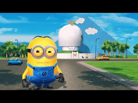 Despicable Me 2: Minion Rush Vector's Fortress Part 5
