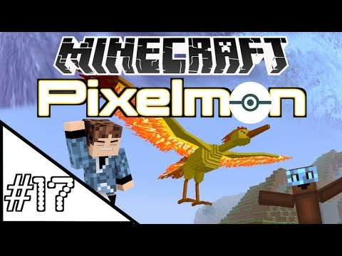 Pixelmon Moltres