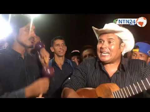 Con esta canción los venezolanos rechazan a Maduro y luchan por la democracia