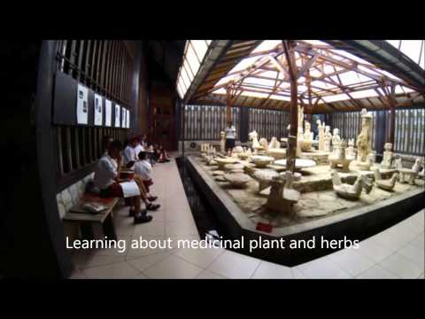 Nias Heritage Museum Cultural Program for Children 2015