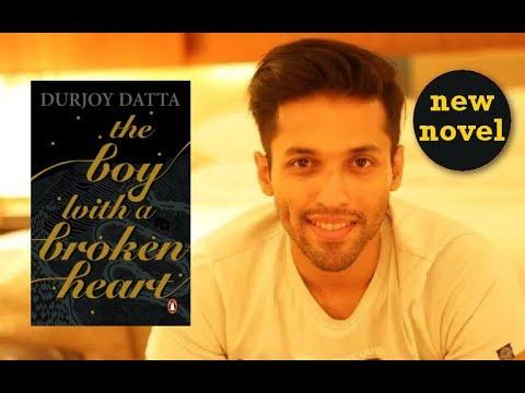 The Boy with A Broken Heart by Durjoy Datta | Book Review, First Look