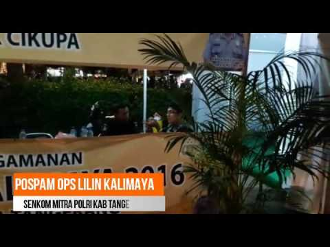 Ops lilin kalimaya Kab Tangerang 2016