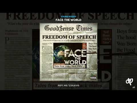 Young Roddy - Face The World (FULL MIXTAPE)