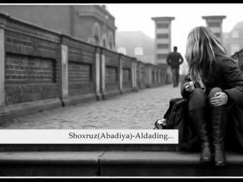 Shoxruz(Abadiya)-Aldading meni