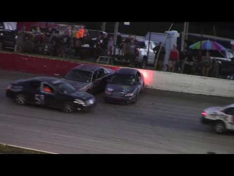 Senoia Raceway Backwards Race 8/4/18