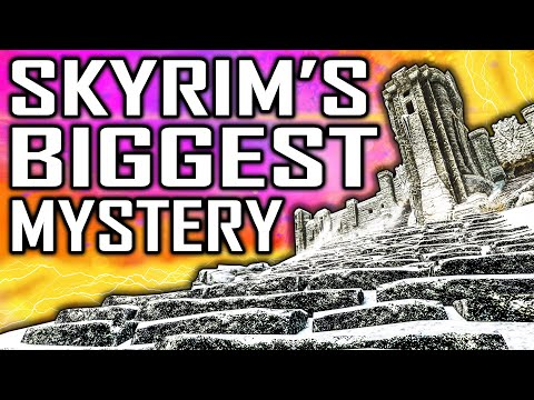 Skyrim's BIGGEST Mystery Solved After All These Years - Elder Scrolls Detective thumbnail