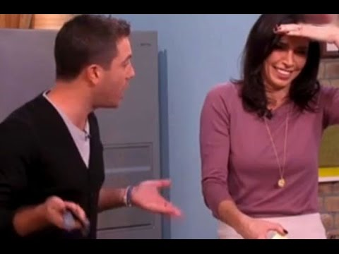 Christine Bleakley Cant Stop Laughting At