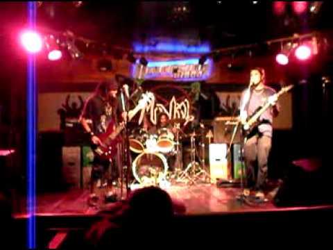 Dejar De Ser/Sol (Mr. Nice covers de A.N.I.M.A.L. en vivo Headbang Fest 25/11/11)