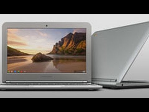 """Google's $249 Laptop """"for Everyone"""" Headed to Market"""