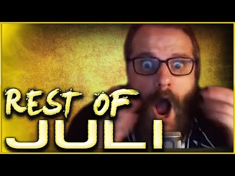 Rest of Gronkh – Juli 2018