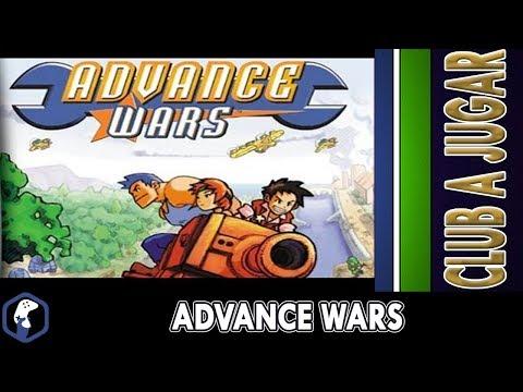 Advance Wars / Club a Jugar / Episodio 12 / GBA /  #CLUBAJUGAR
