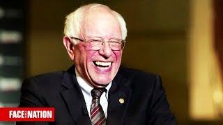 Bernie DESTROYS Reporter's Attempted Gotcha Question
