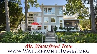 704 warren drive annapolis md 21403 severn river waterfront home