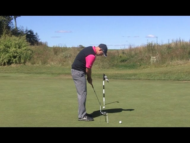 Golf Lessons - More Consistent Putting