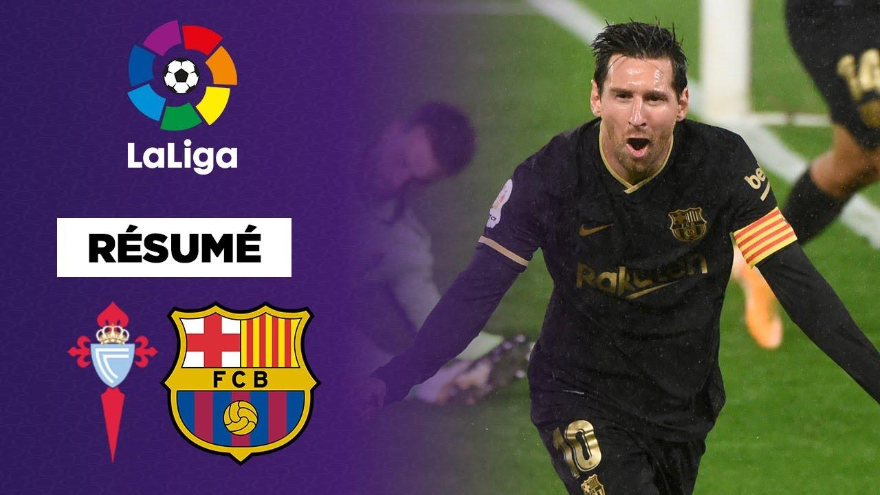 Download Résumé : Le duo Messi-Fati s'offre le Celta Vigo !
