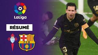 Résumé : Le duo Messi-Fati s'offre le Celta Vigo !