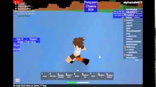 alphamale677's ROBLOX video