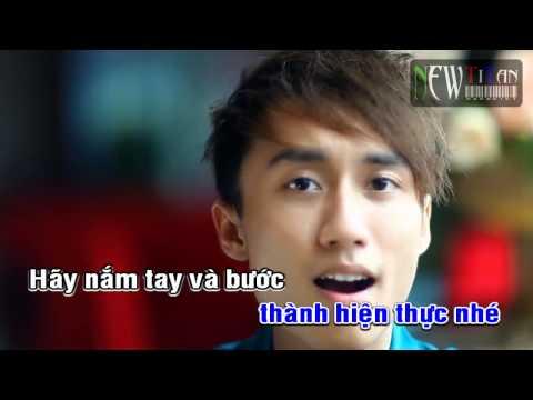 [Karaoke] Nắm Chặt Tay Anh Nhé - Lynk Lee