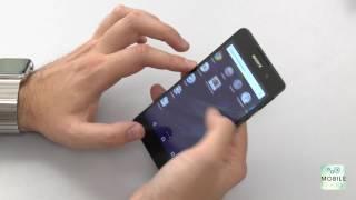 Обзор смартфона Sony Xperia E5