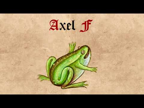 Axel F (Crazy Frog) (Medieval Cover)