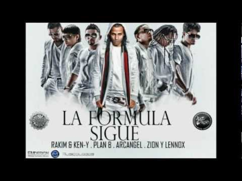 2. La Formula Sigue - Plan B Ft. Zion &...